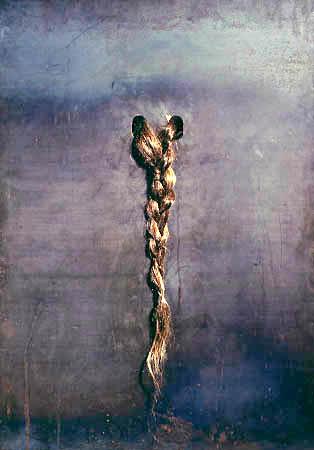 """Jannis Kounellis, """"Senza Titolo"""", 1969"""